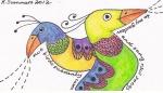 birds in my garden by rita summers