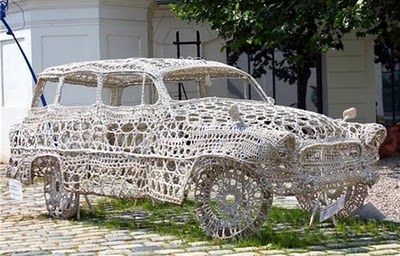 doily car