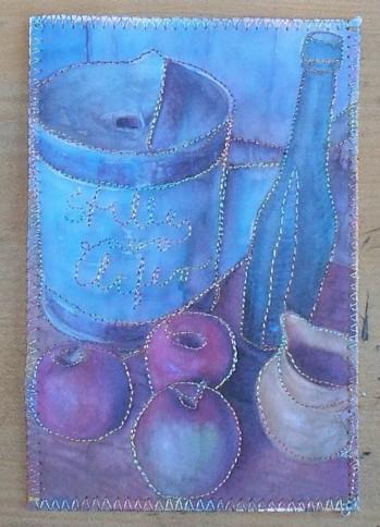 Still Life postcard by Rita Summers
