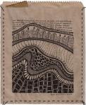 Earthsongs 2 - Drawing on Paper Bag - Rita Summers