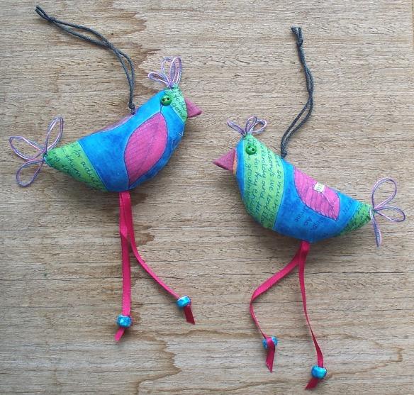 secrets - birds 1 +  2 c- rita summers