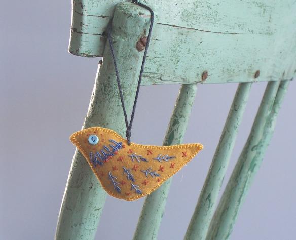 birdsong, yellow e - rita summers