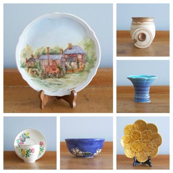 Pilgrim Cottage Collectibles Jan 2013
