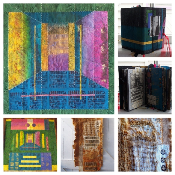 Quilting Arts - Rita Summers 2013