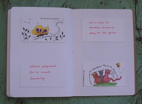sketchbook 2013 - rita summers 22