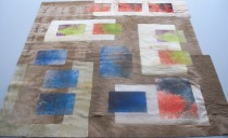 timelines, unquilted - rita summers 2013