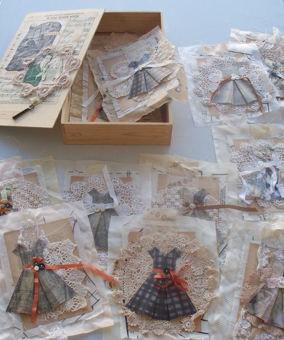 agatha's wardrobe a  - rita summers 2013