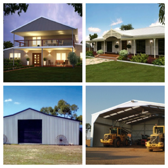 WSS kit homes and sheds - image