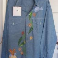 upcycled textile art 4