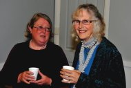Wendy and Lillian - gather exhibition