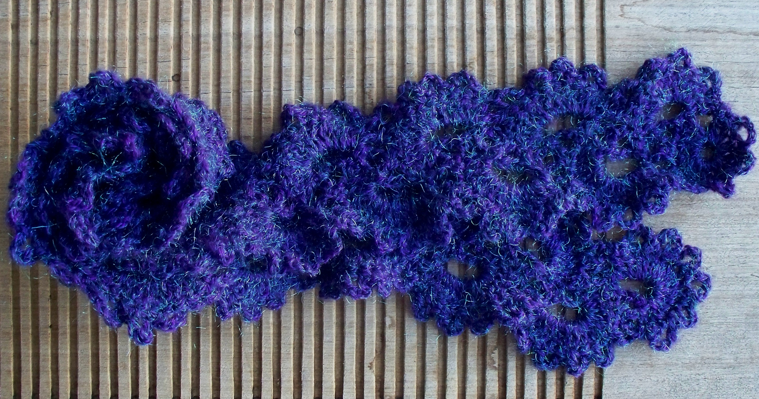 queen anne's lace scarf 4a - rita summers 2013