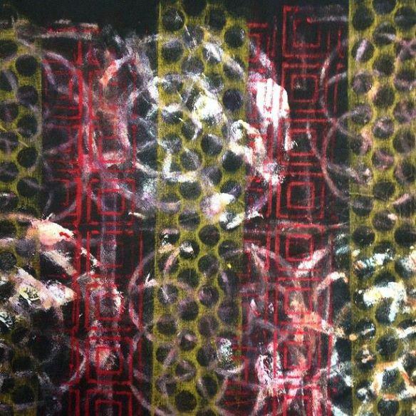 art cloth 3 - rita summers 2013