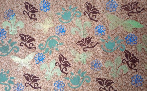 art cloth 10 - rita summers 2013